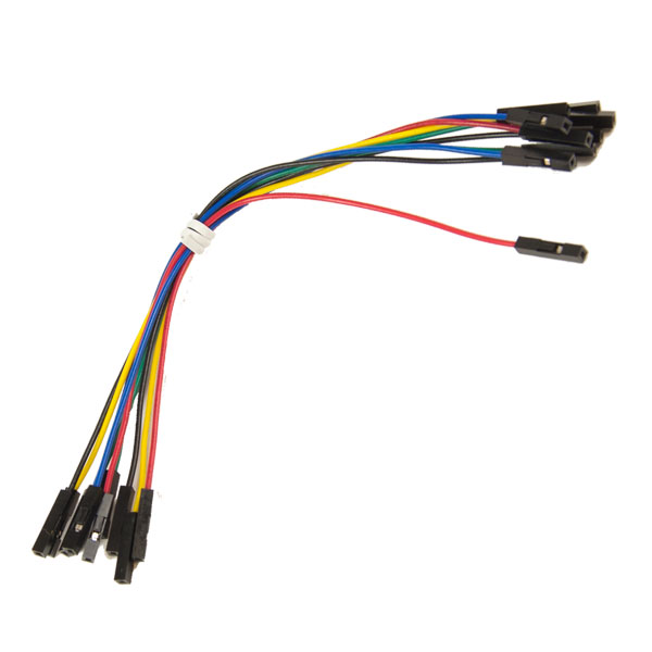 150mm Jumper Wires F/F (Set of 10)