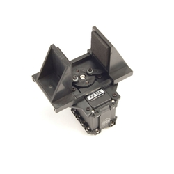 PhantomX Parallel AX-12 Gripper PhantomX Parallel AX-12 Gripper, Robot Gripper, Dynamixel Gripper, Bioloid Gripper, AX-12 Gripper, AX-12 Claw, Dynamixel Claw, Bioloid Claw, Robot Claw