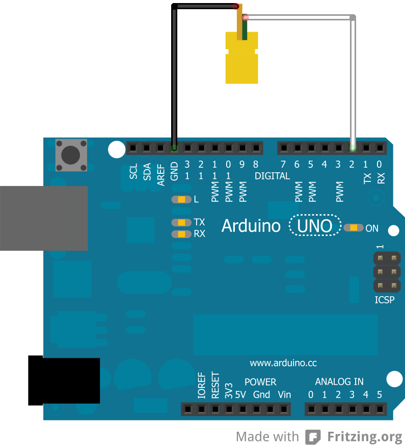 arduino uno wiring diagram for robotgeek laser