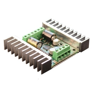 Dimension engineering sabertooth dual 25a motor driver