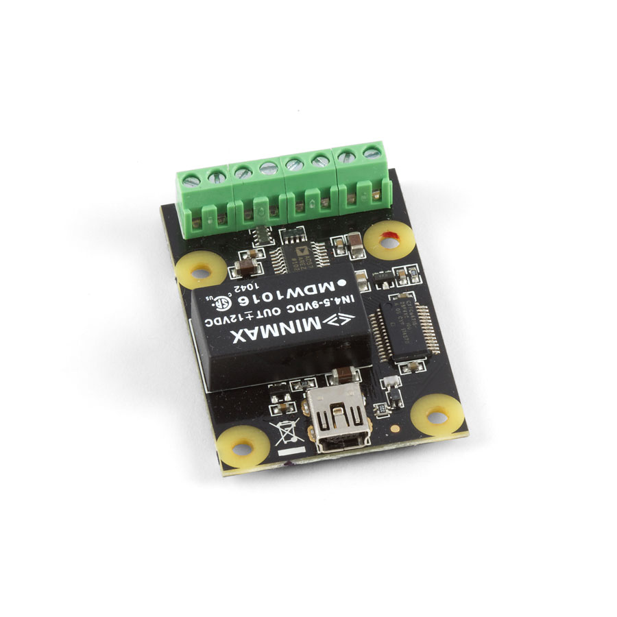 Data I O Relay And Phidgets Boards Powerswitch Tail Ii Phidget Analog 4 Output
