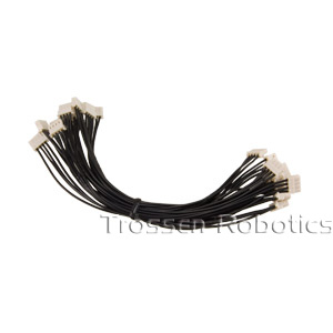 Dynamixel 200mm 4 Pin Cable 10 Pack