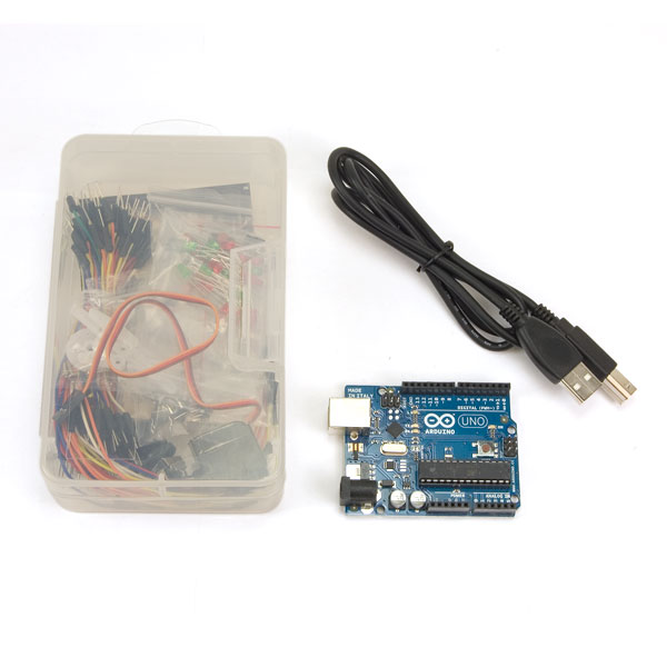 Basic Experimenters Kit with Arduino