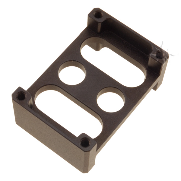 FR08-D101K Adapter Frame Set EX-106+, FR08-D101K, Adapter, Frame, Set, Robotis, Dynamixel, Servo, Actuator, Bracket, MX-106