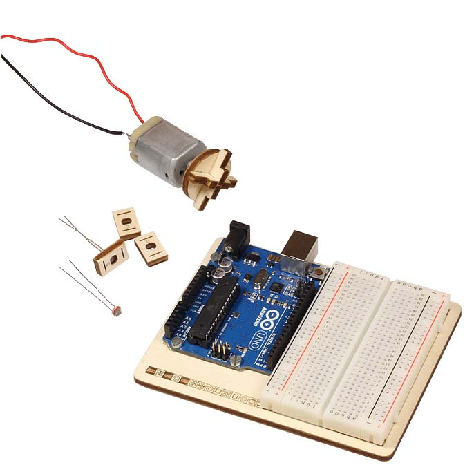 Arduino Starter Kit -Arduino and Motor