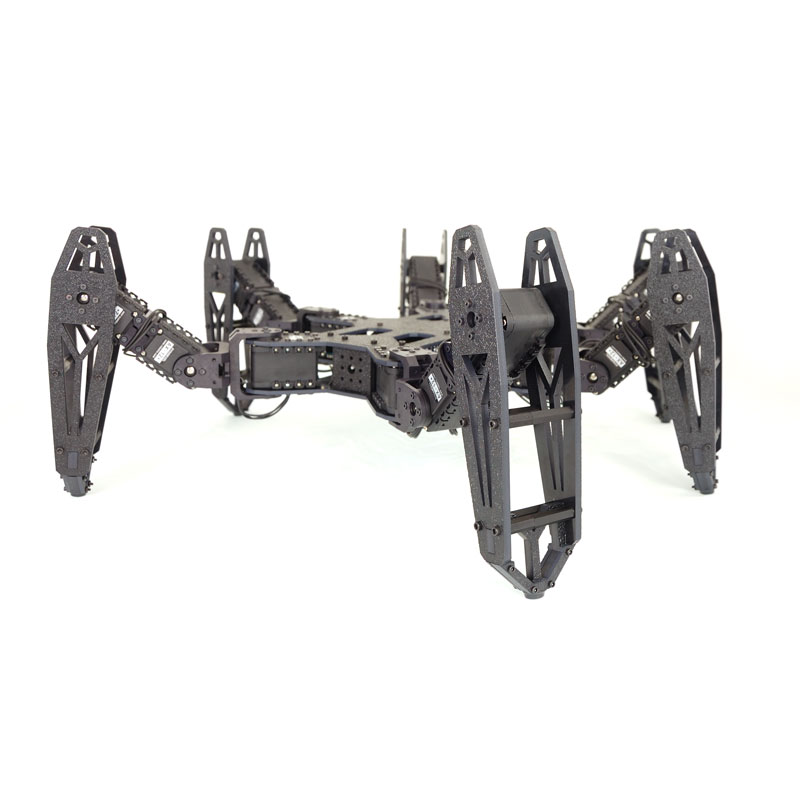 PhantomX AX Hexapod Kit - KIT-RK-PXC-HEX-AX-18-BLACK