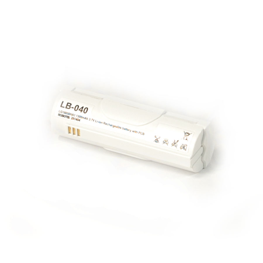 Li-ion Battery 3.7 V 1300 mAh LB-040