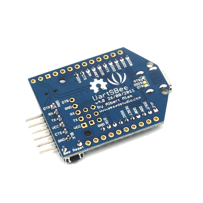 UartSBee V4 (USB-Xbee-TTL Interface) - ASM-SS-INT110B2P