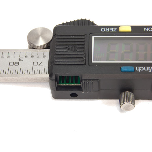 6 Inch Digital Calipers serial port