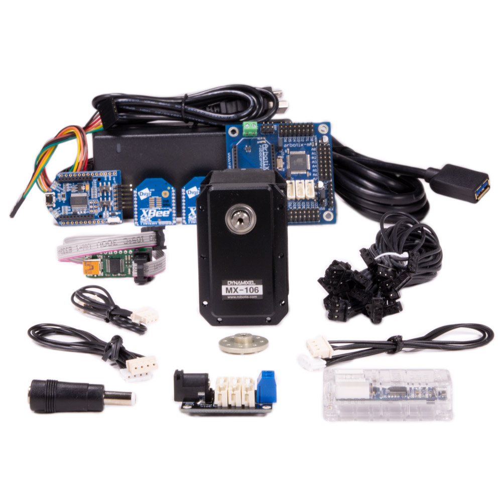MX-106 Arbotix Starter Kit