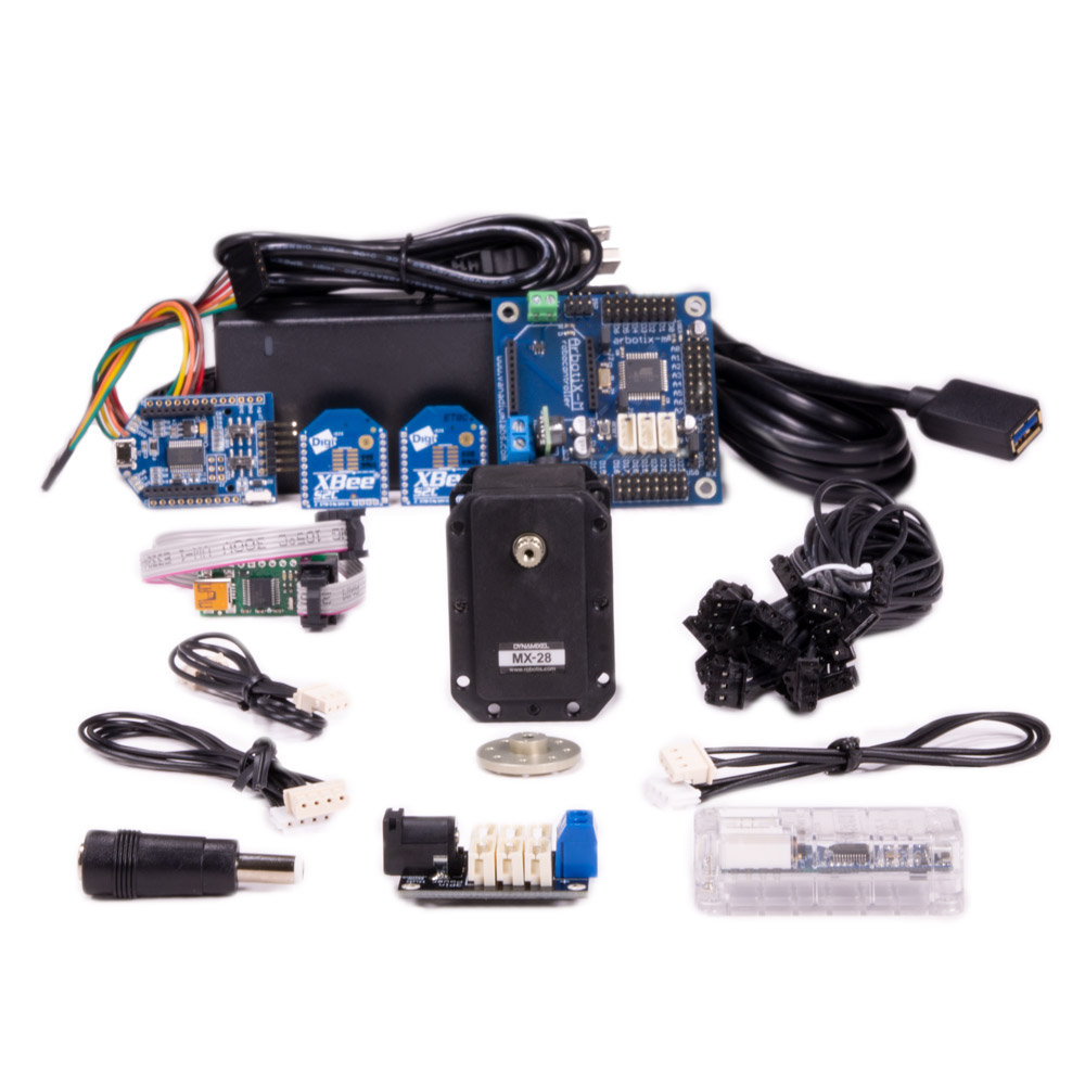 MX-28 Arbotix Starter Kit