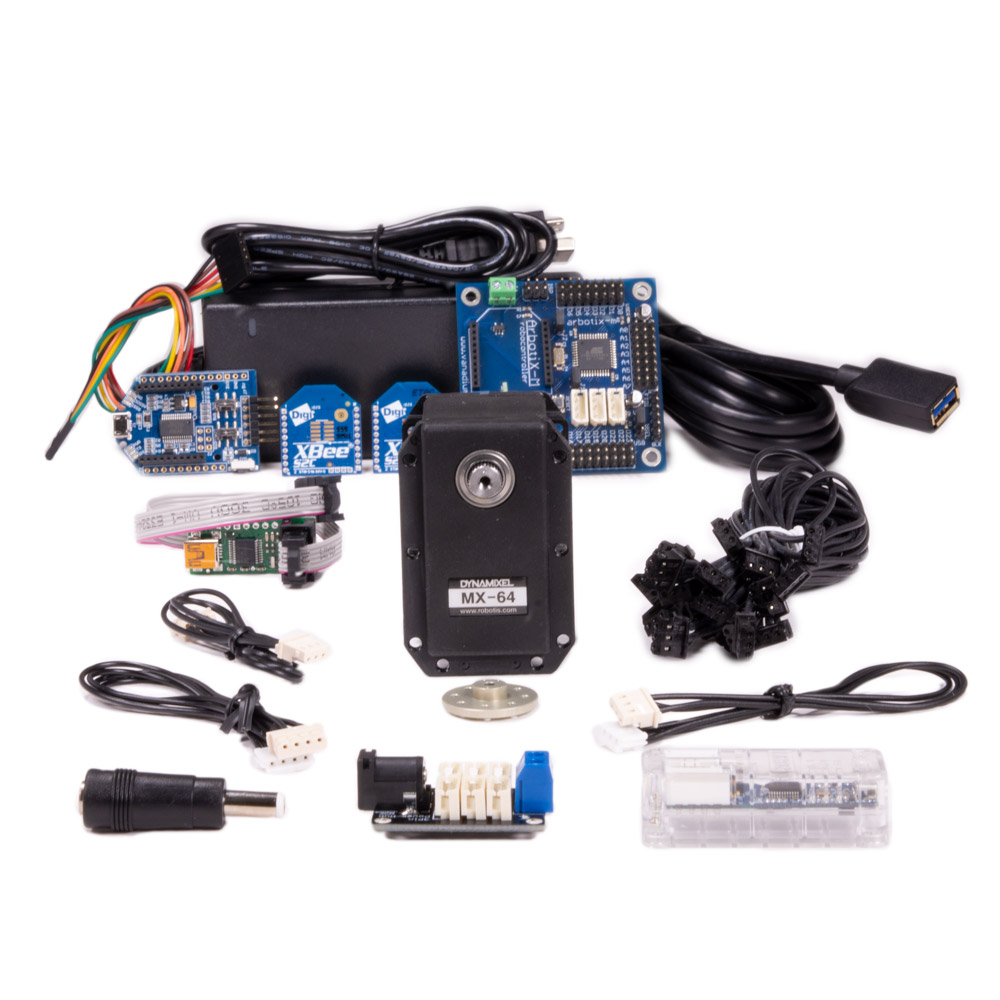MX-64 Arbotix Starter Kit